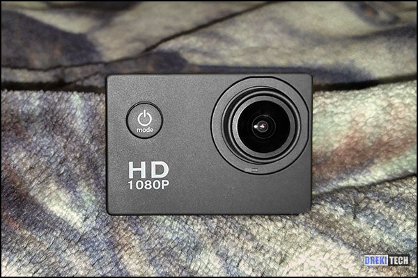 Gearbest F23 Action Cam Firmware N20150723v01