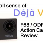 F68 Action Cam